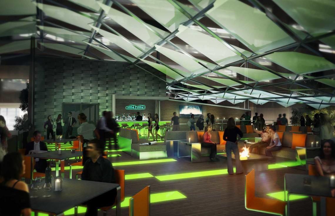 Rooftop Restaurants Crystal City Va